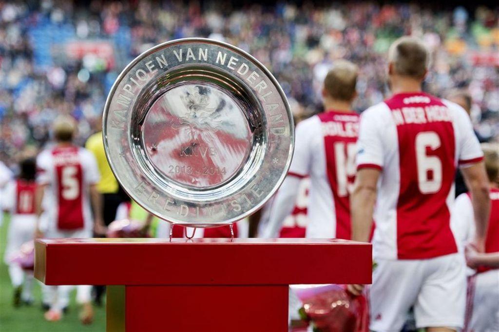 Anastasiou boot Ajax kampioen kampioenschap bookmakers