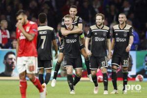 AEK Athene - Ajax