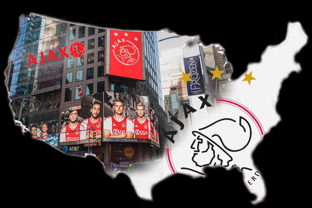 Ajax en Amerika