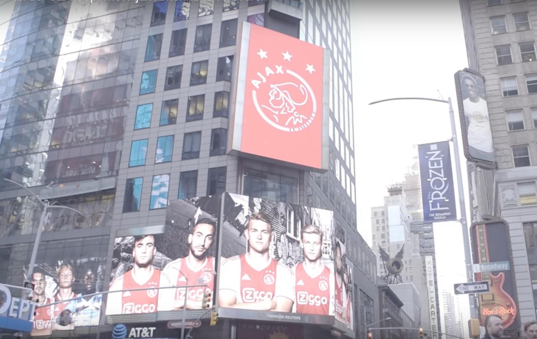 Ajax Verenigde Staten