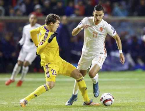 Debutant El Ghazi vereert met eerste minuten voor Oranje