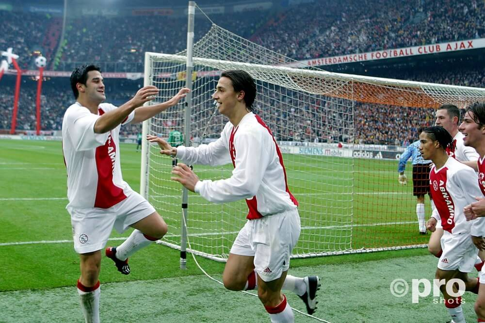 Christian Chivu & Zlatan