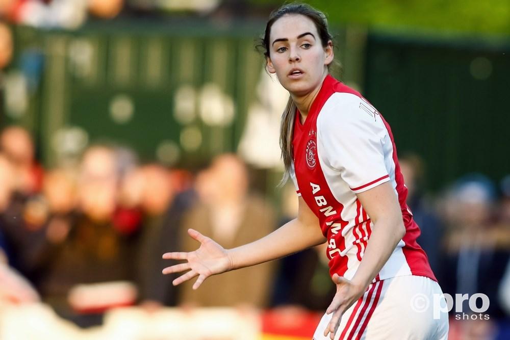 Proshots Van de Bighelaar Ajax Vrouwen