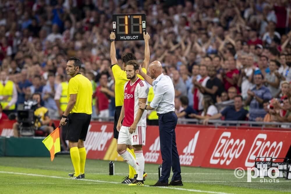 highlights van Ajax-Sturm Graz