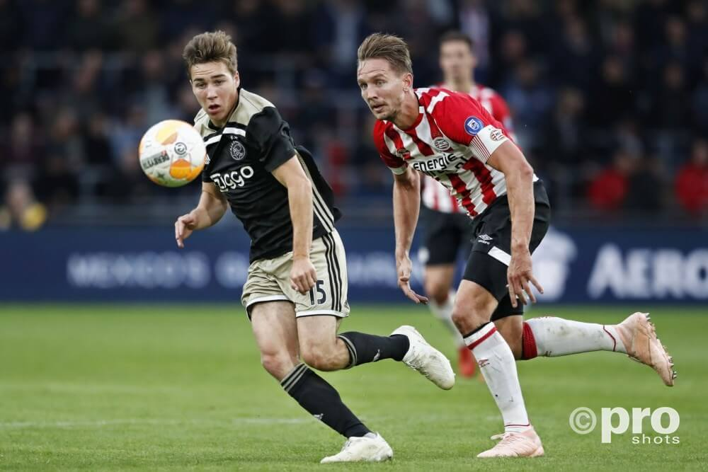 Carel Eiting psv - Ajax