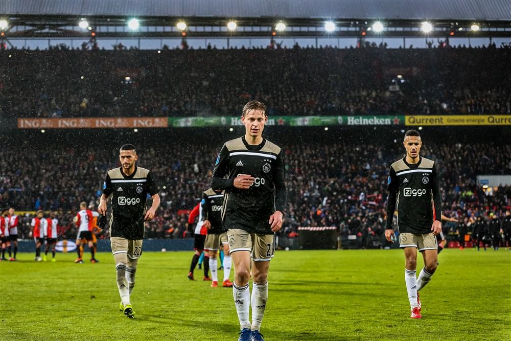 Feyenoord-Ajax Klassieker