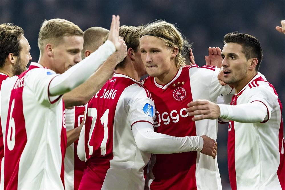 Ajax-VVV Dolberg
