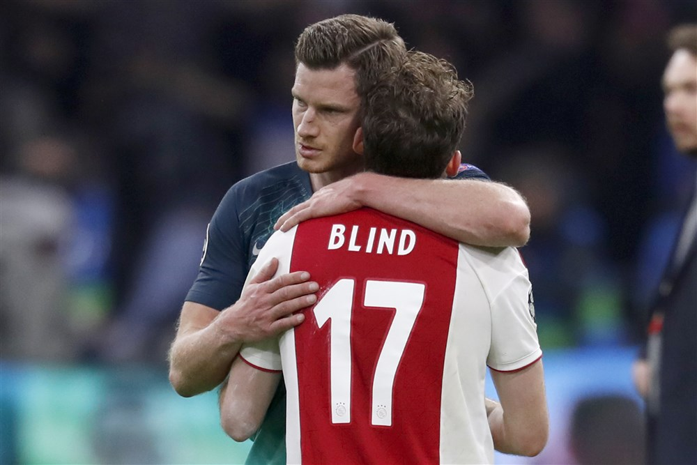 Jan Vertonghen & Daley Blind