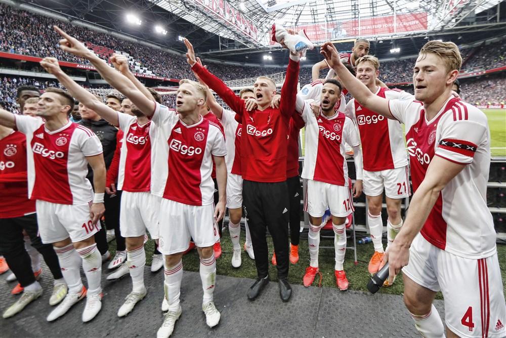 Ajax - PAOK