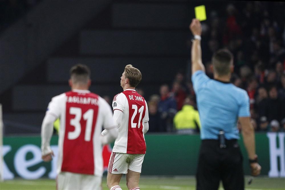 d32ae5709bc Zes Ajacieden 'op scherp' tegen Juventus - Ajax1.nl