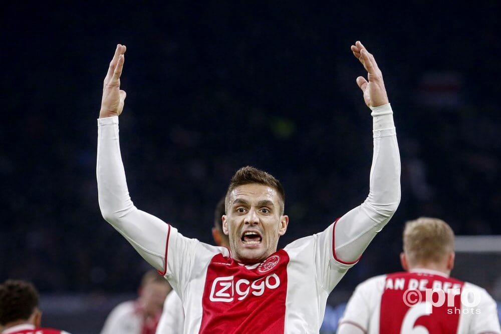 Ajax Bayern München Tadic