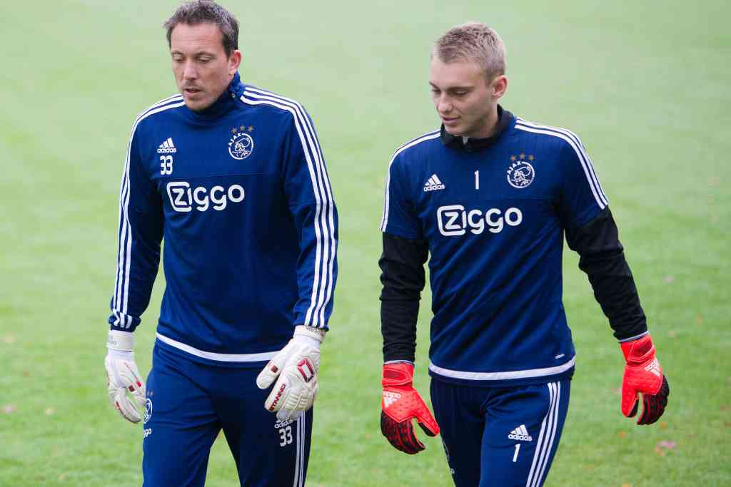 Diederik Boer Jasper Cillessen keepers