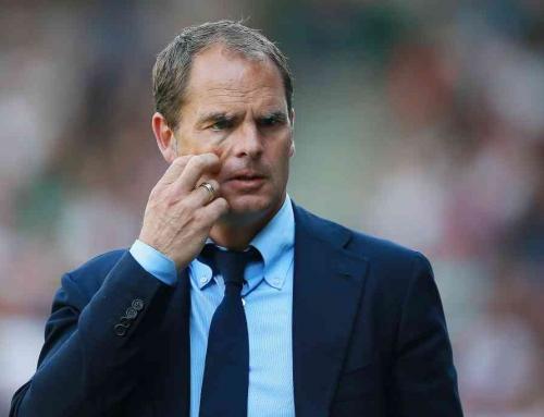 """De Boer: """"We hebben nog 5% kans om door te gaan"""""""