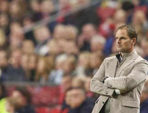 """De Boer: """"Kan zijn dat Cerny en Van de Beek weer aansluiten"""""""