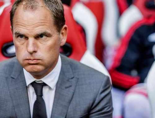 """Frank de Boer: """"We geloven allemaal in de visie van Cruijff"""""""
