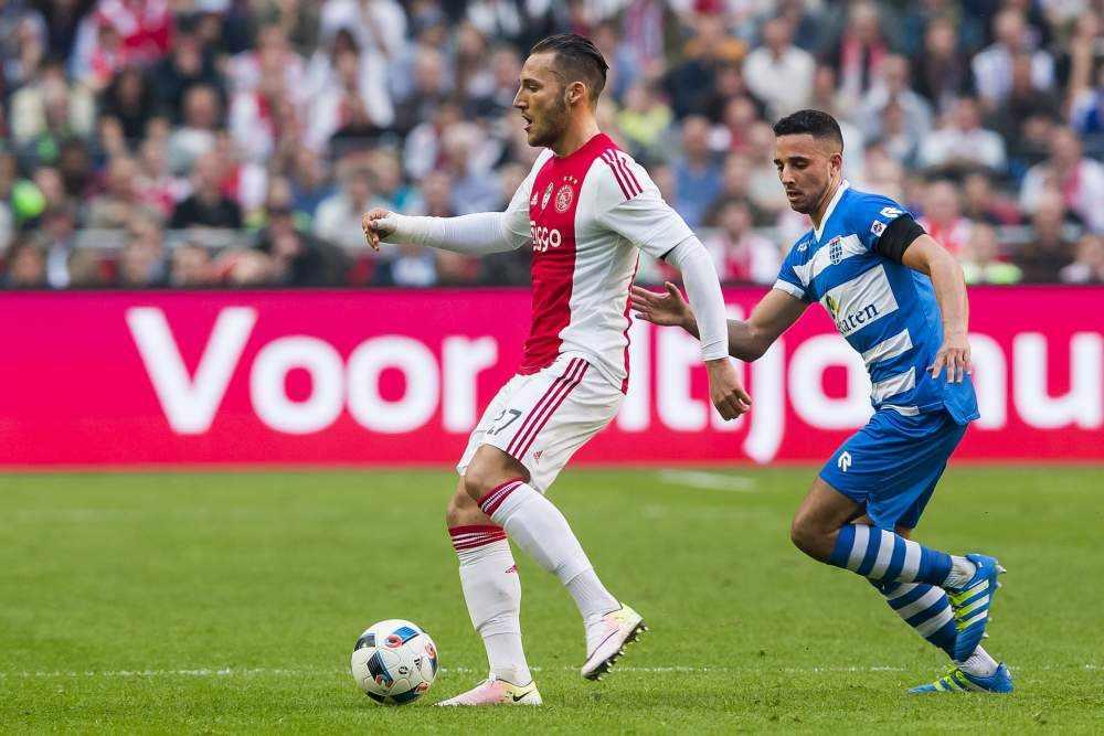 Gudelj PEc Zwolle Pro shots