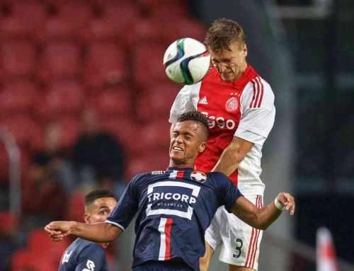 """Zivkovic: """"Ajax was altijd al de stap die ik wilde maken"""""""