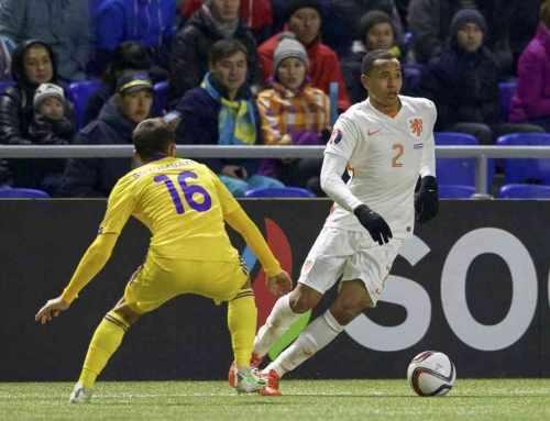 Tete blij met debuut voor Nederlands elftal