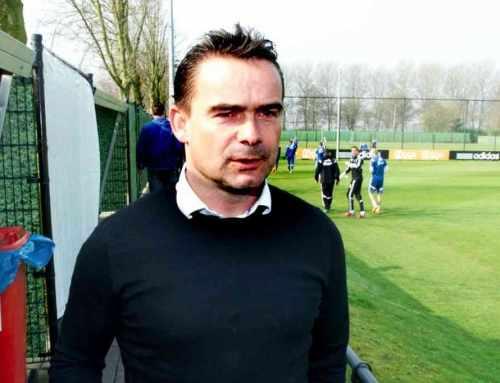 Bellamy loopt dankzij Overmars stage bij Ajax