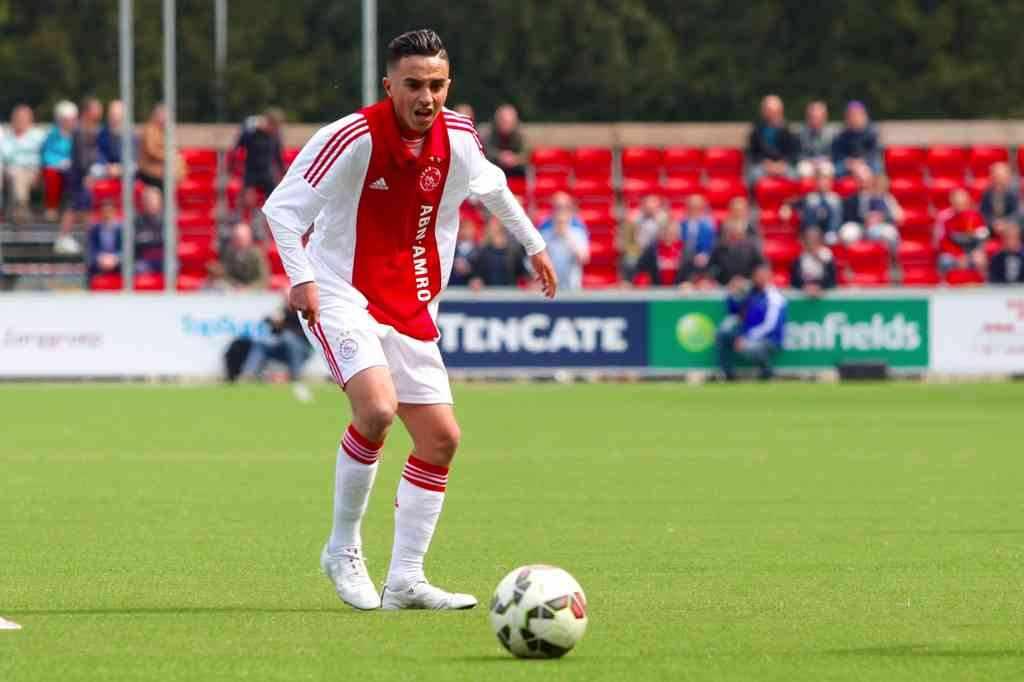 Abdelhak Nouri Jong Ajax
