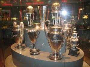 Prijzenkast Ajax succesvolste clubs ooit in Europees verband