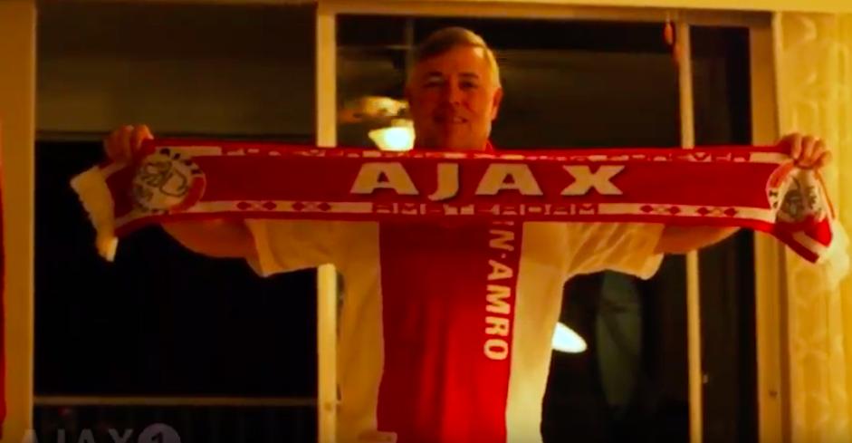 Ajax fans in Amerika