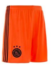 Uitshort oranje Ajax 2019 2020