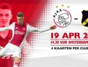 Voorbeschouwing Ajax – NAC Breda