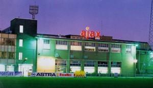 De Meer - 'ajax' letters