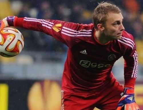 'Vorm of Ruiter voor Ajax'