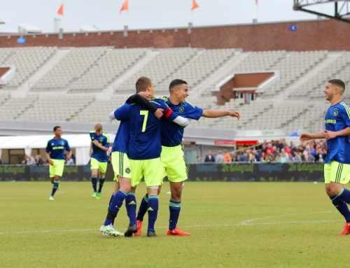 Ajax A1 opent Copa met 5-0 overwinning