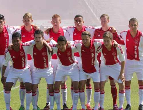 Ajax A1 onderuit tegen Besiktas (0-1)