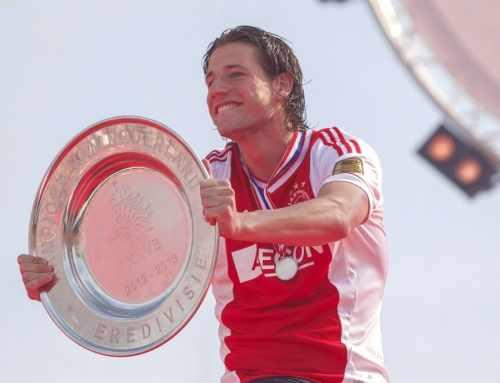 Mitchell Dijks voor drie jaar naar Ajax