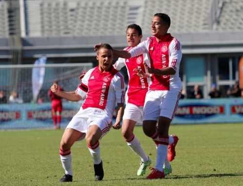 Ajax A1 naar halve finale Copa Amsterdam