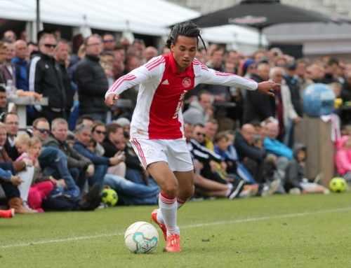 Ajax A1 tweede op Copa Amsterdam
