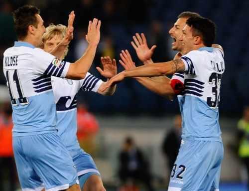 Ajax hoopt op Lazio Roma