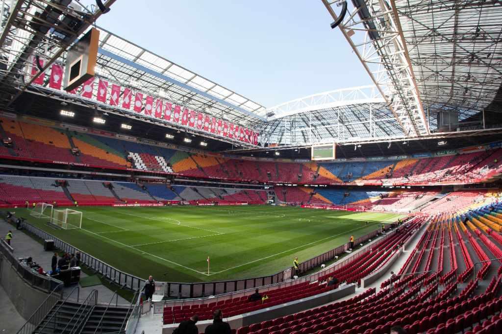 skyboxen Ajax Kick Off Ajax Rugnummers