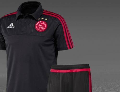 Trainingslijn Ajax nu in de Ajax FanShop