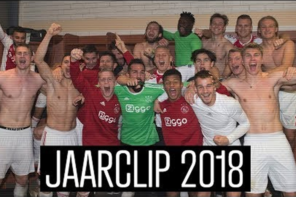 Jaarclip Ajax TV Youtube