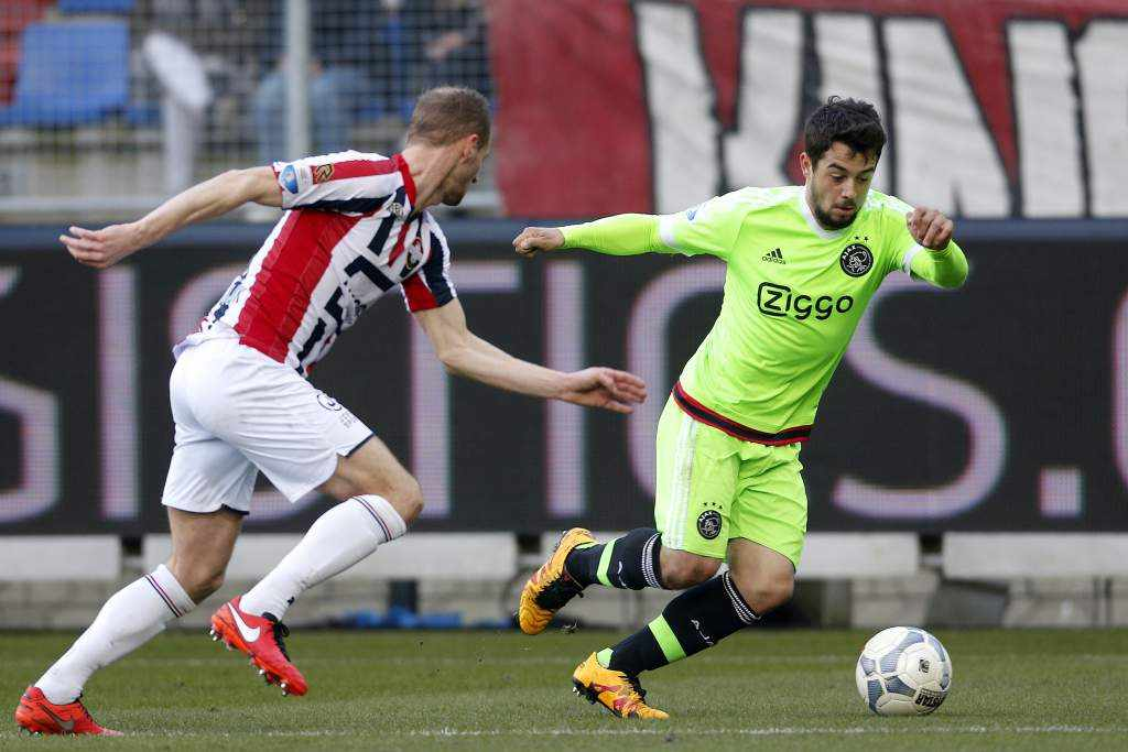 Amin Younes Willem II