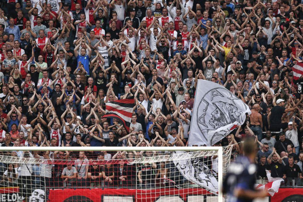 F side fans