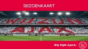 seizoenkaarten Ajax
