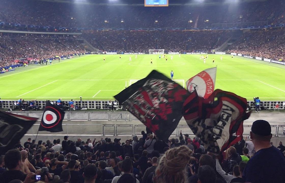 sfeerbeelden Ajax Lille