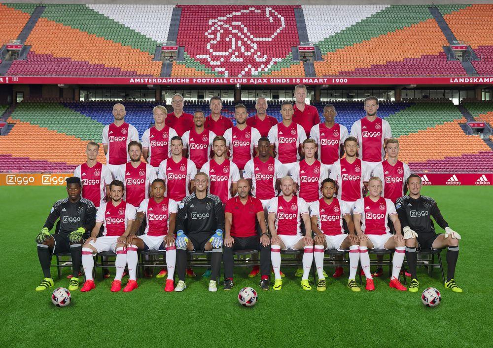 teamfoto ajax