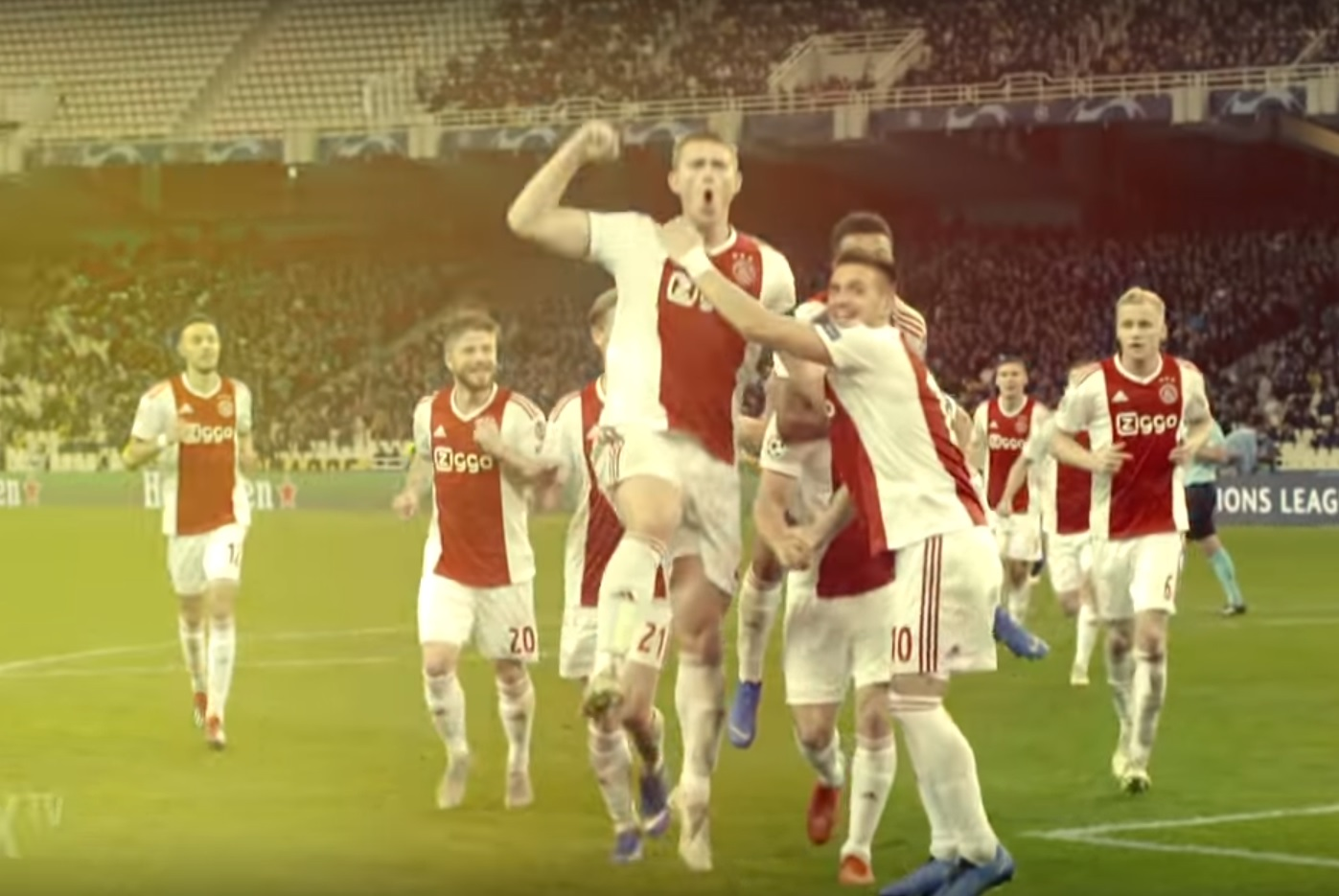 video afdeling ajax